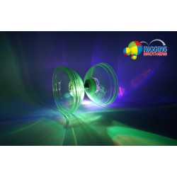 "HB LED RAIDER BEARING DIABOLO - Length 5.5"" Diameter 5"" 279g"