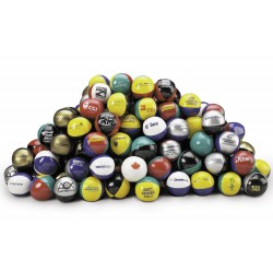 Custom Printed Deluxe Juggling & Stress Balls