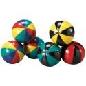 HB 8-Panel Juggling Ball - 140g, 2.75 inch