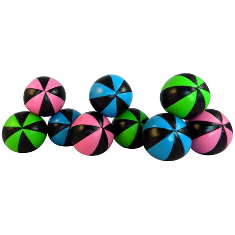 HB Candy Juggling Ball 8 Panel - 145g, 2.5 inch