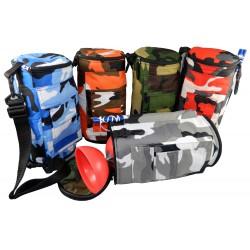 Camouflage Diabolo Bag