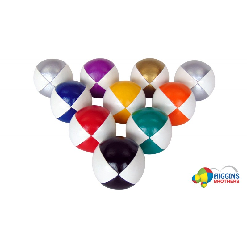 Professional Juggling Balls By Higgins Brothers Thuds