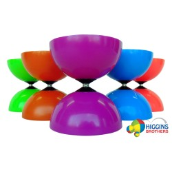 "HB Tropic Diabolo - Length 4.75"" Diameter 4.25"" 182g"