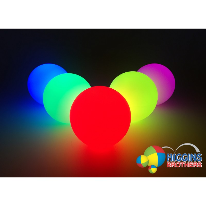 Luster Led Juggling Ball Lighted Flow Toy Juggling Balls