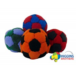 SUPER STAR 32 Panel Footbag - Hacky Sack
