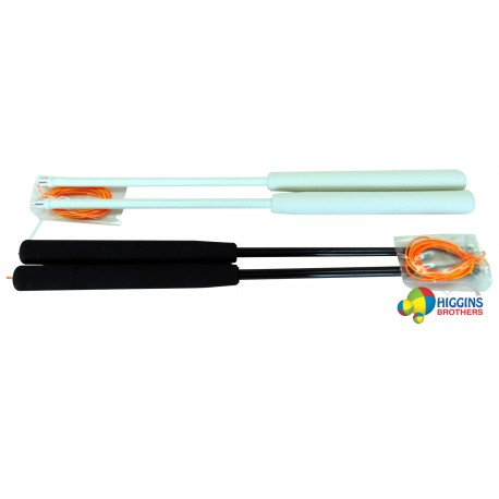 "Henrys Carbon Diabolo Handsticks 350 - 13.66"""