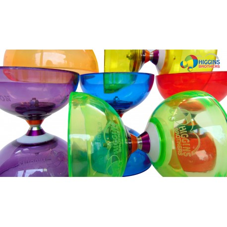 "HB Revolution Bearing Diabolo - Length 5"" Diameter 4.12"" 230g"