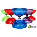 "HB RAIDER BEARING DIABOLO - Length 5.5"" Diameter 5"" 274g"