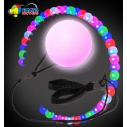 Lighted LED Poi
