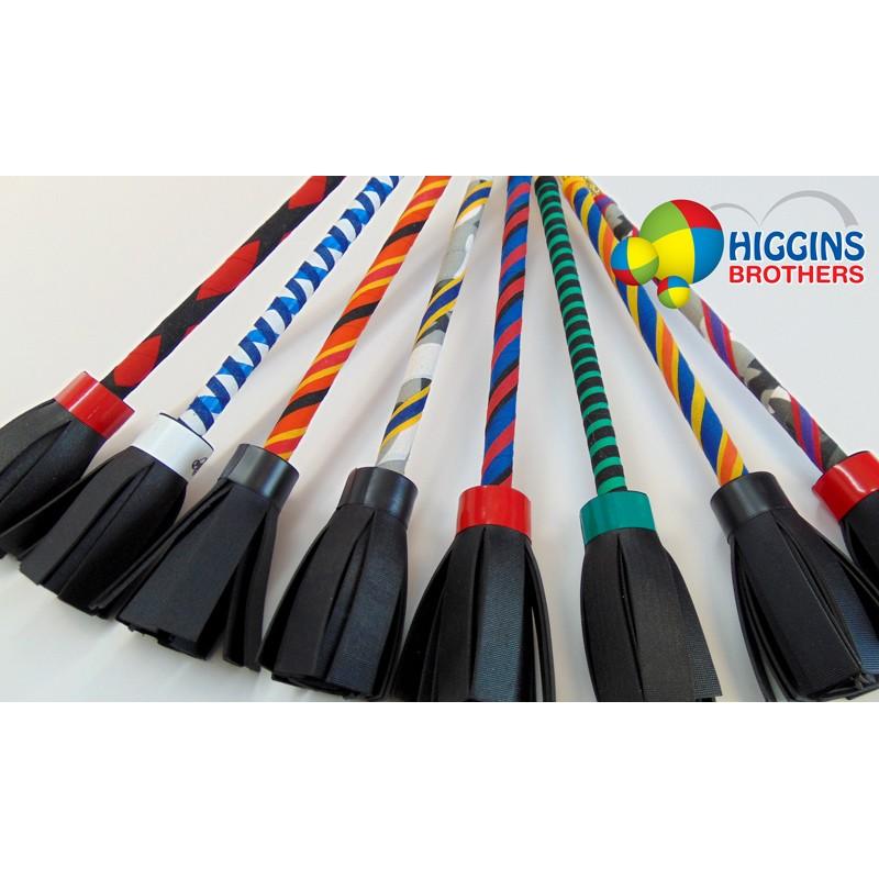 Higgins Brothers Flowerstick Devilstick Trick Sticks