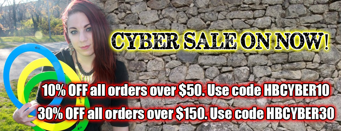 CYBER SALE ON NOW!