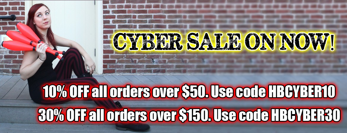 CYBER SALE ON NOW
