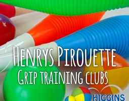 HENRY'S PIRO GRIP TRAINING CLUBS